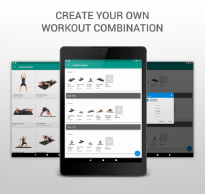 7 Minute Workouts FREE 4.3.64 Screen 1