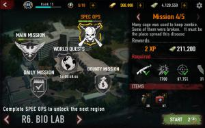 MAD ZOMBIES : Free Sniper Games 5.8.0 Screen 7
