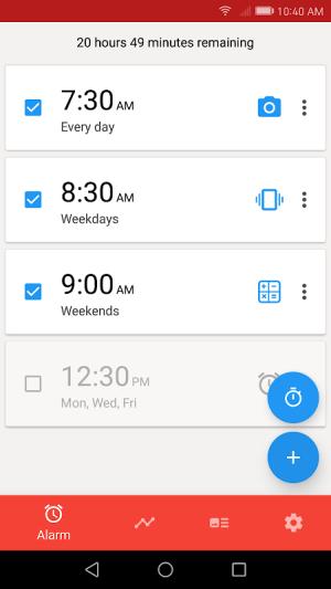 Android Alarmy (Sleep If U Can) - Pro Screen 6