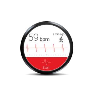 Cardiograph - Heart Rate Meter 4.1.2 Screen 15