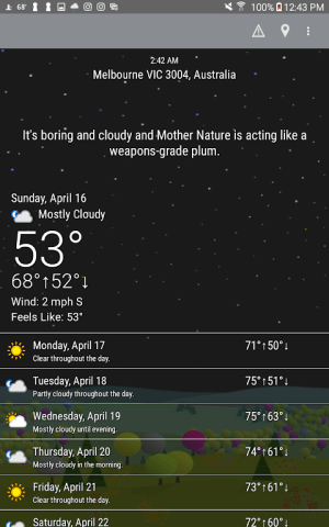 What The Forecast?!! 3.35.3.207 Screen 9