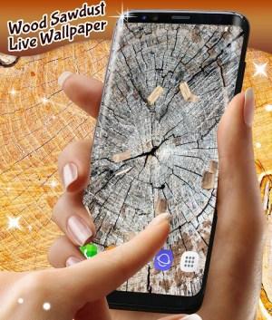 Wood Live Wallpaper ⭐ Sawdust Wallpapers 6.7.13 Screen 4