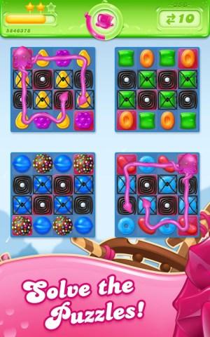 Candy Crush Jelly Saga 2.51.6 Screen 2