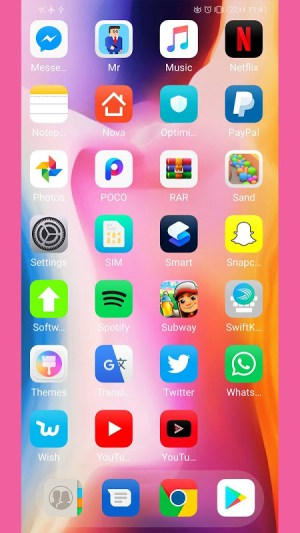 🥇 iOS 13 Icon Pack Pro & Free Icon Pack 2019 4.0.0c Screen 1