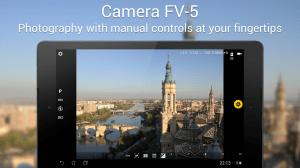 Camera FV-5 3.21 Screen 2
