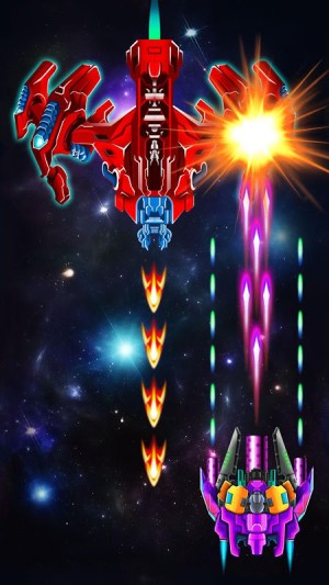 Android Galaxy Attack: Alien Shooter Screen 11