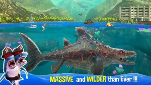 Android Double Head Shark Attack - Multiplayer Screen 7