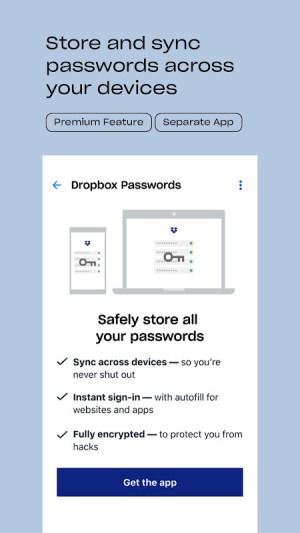 Dropbox: Cloud Storage & Drive 250.2.2 Screen 12