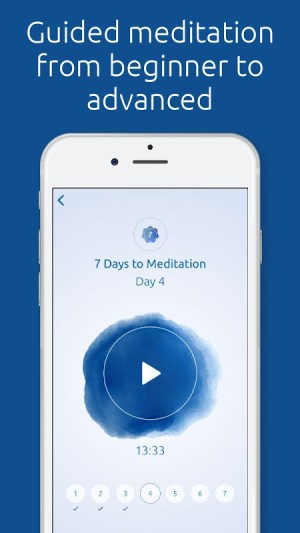 Meditation & Relaxation: Guided Meditation 3.0 Screen 2