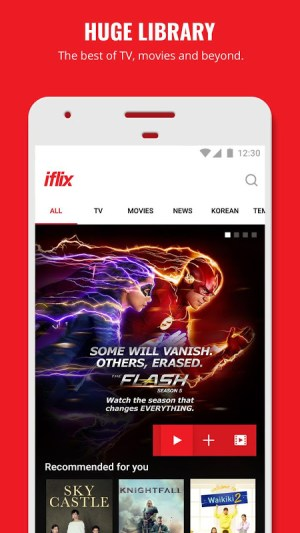 iflix 3.35.0-18361 Screen 10