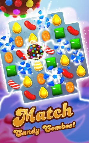 Candy Crush Saga 1.187.1.1 Screen 3