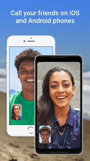 Google Duo 50.0.239668145.DR50_RC05 Screen 1