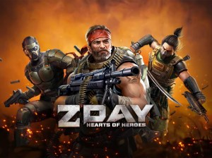 Z Day: Hearts of Heroes | MMO Strategy War 2.26.0 Screen 8