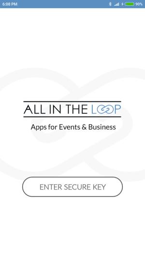 All In The Loop 5.9 Screen 1