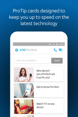 AT&T ProTech 1.4.28 Screen 6