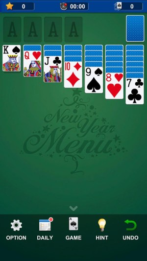 Solitaire 1.13.167 Screen 5