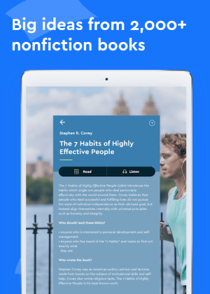 Blinkist - Nonfiction Books 5.6.1 Screen 3