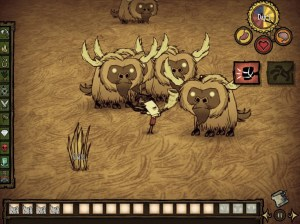 Don't Starve: Pocket Edition 1.11 Screen 2