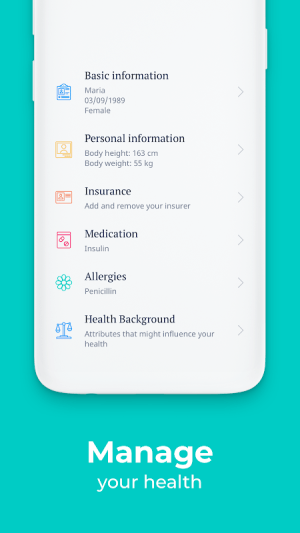 Ada – your health companion 2.49.0 Screen 5