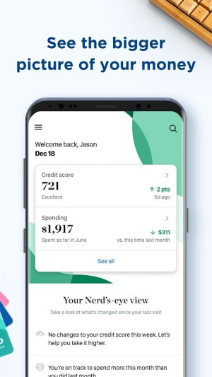 NerdWallet: Credit Score, Budgeting & Finance 5.5.0 Screen 5