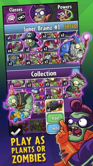 Plants vs. Zombies™ Heroes 1.34.5 Screen 1