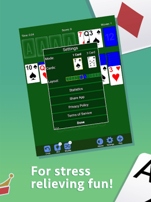 Solitaire 4.1.0 Screen 6