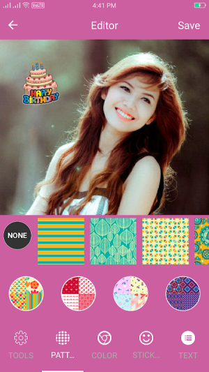 Birthday Video Maker With Song 1.0 Screen 3