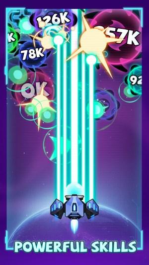 Virus War - Space Shooting Game 1.6.9 Screen 4