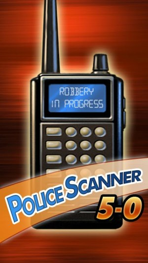 Police Scanner 5-0 (FREE) 2.8 Screen 1