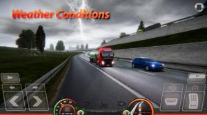 Android Truck Simulator : Europe 2 Screen 1