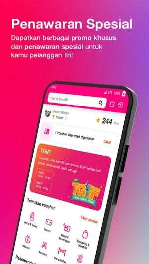 Bima+ - Buy & Check Tri Data, Game, and Rewards 4.0.1 Screen 6