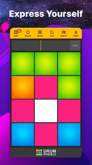 Android Drum Pads 24 - Music Maker Screen 6