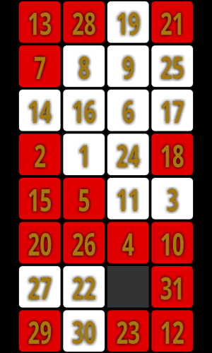 Android 15-Puzzle Classic Screen 13
