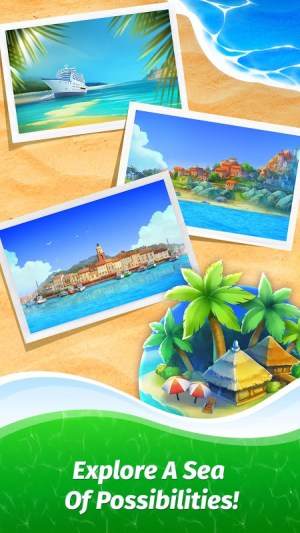 Android The Love Boat: Puzzle Cruise – Your Match 3 Crush! Screen 5