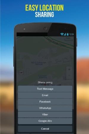 NaviMaps: 3D GPS Navigation 3.0.0 Screen 10