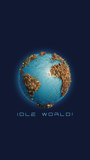Idle World ! 4.2 Screen 1
