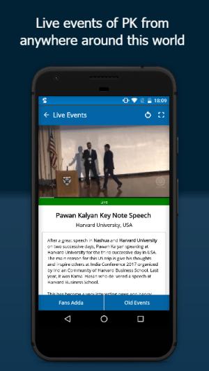 Pawan Kalyan : PSPK Fans Adda ✊ | Pawanism 2.2314 Screen 13