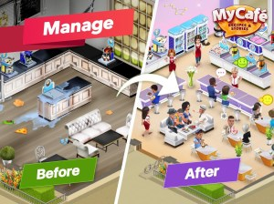 My Cafe — Restaurant management game & Recipes 2021.8.4 Screen 1