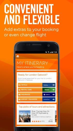 easyJet: Travel App 2.42.2 Screen 1
