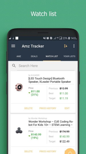 Shopping Assistant for Amazon 1.8 Screen 3
