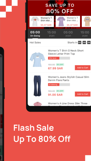 Jollychic - Online Shopping mall 8.0 Screen 2
