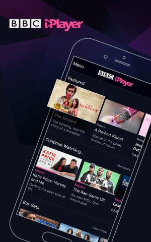 BBC iPlayer 4.115.0.23156 Screen 13