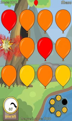 Android Shooting balloons games 2 Screen 2