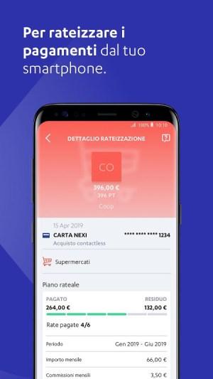 Nexi Pay 4.4.0 Screen 3