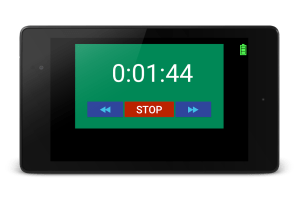 Android Audiobook player for seniors - Homer Player Screen 4