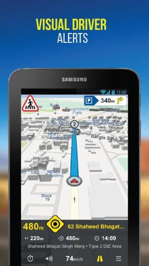 NaviMaps: 3D GPS Navigation 3.0.0 Screen 14