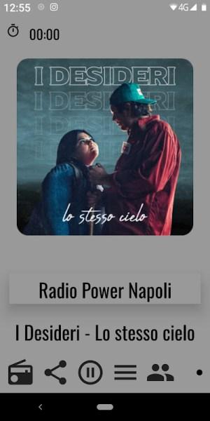 Android RADIO POWER ITALIA Screen 3