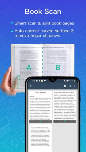 Android CamScanner - Scanner to scan PDF Screen 11