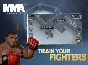 MMA Manager 0.8.5 Screen 22