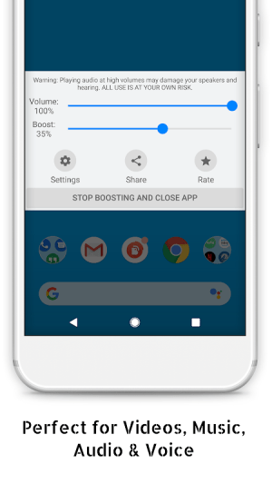 Speaker Boost - Volume Booster 3.0.11 Screen 3